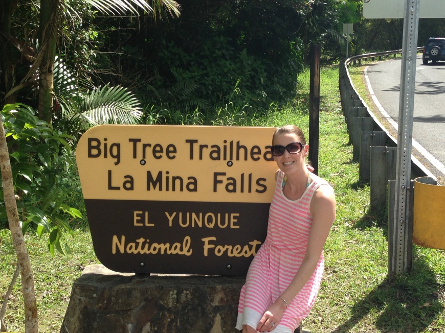 Peachtree Roadies El Yunque