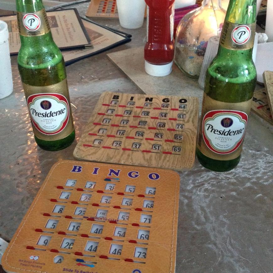 Peachtree Roadies Bingo