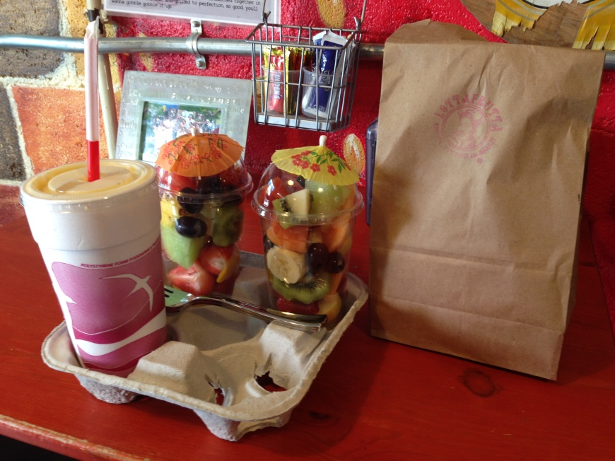 Peachtree Roadies Lotta Frutta