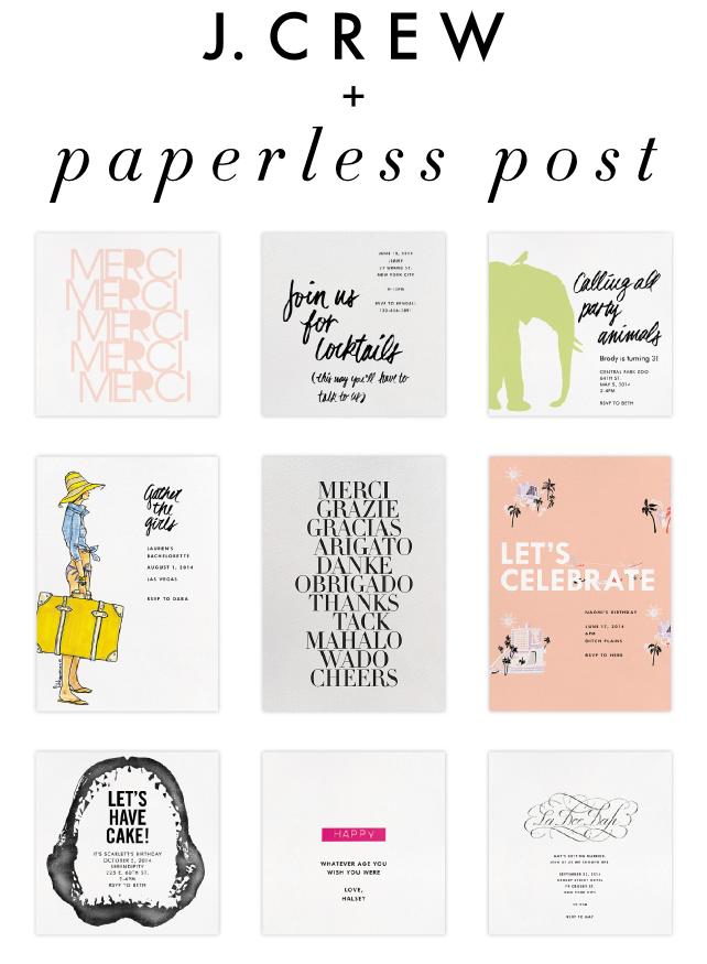 Peachtree Roadies Paperless Post