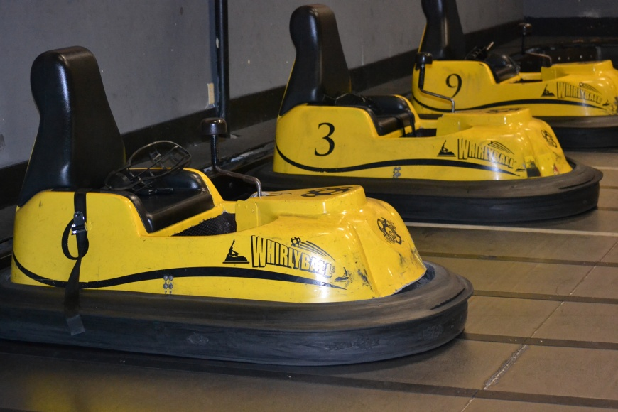 Whirly ball carts