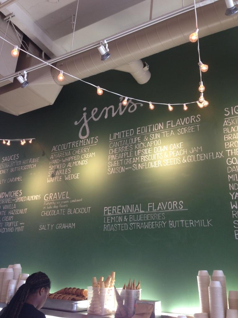 jeni's ice cream menu