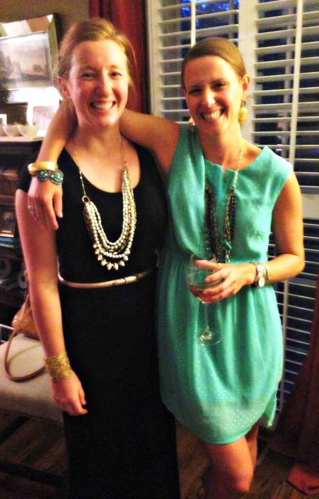 Meg and Kelly Stella and Dot Trunk Show