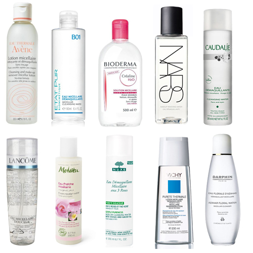 Micellar Water Brands