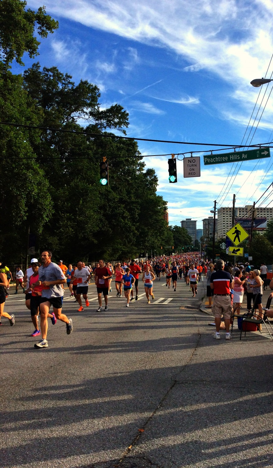 Peachtree Road Race1