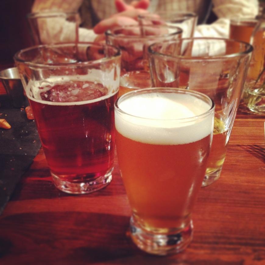 wrecking bar beers