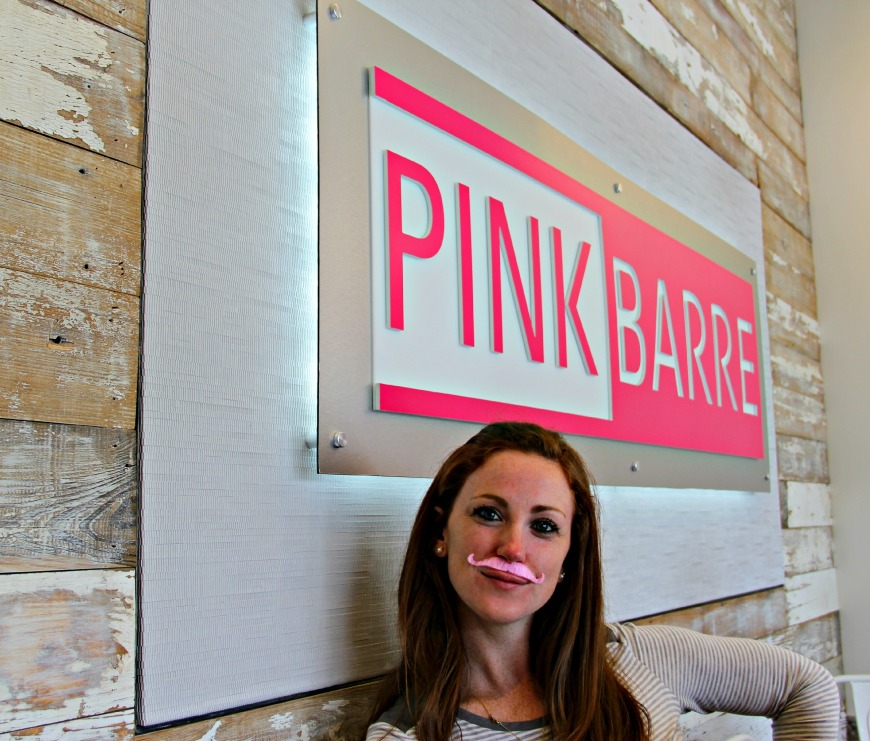 Barre at the Bar - Mustash You