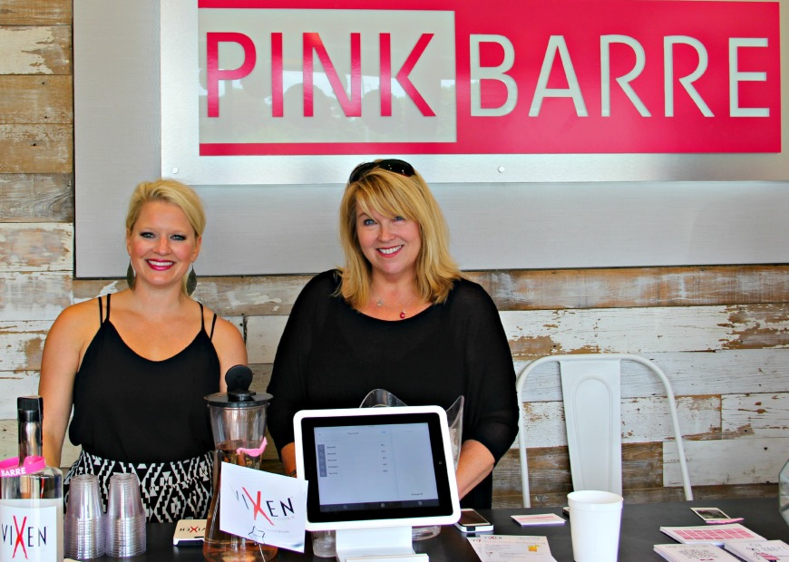 Barre at the Bar - Vixen Vodka