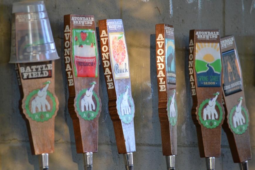 Avondale Brewery