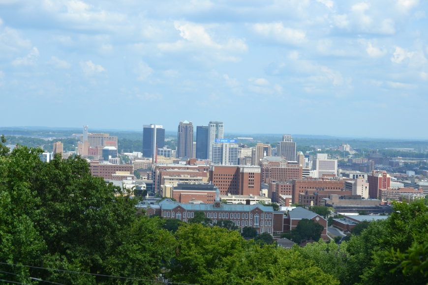 View of Bham