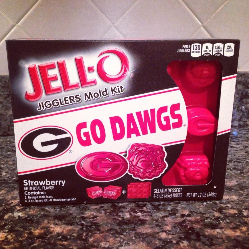 UGA-jello-mold