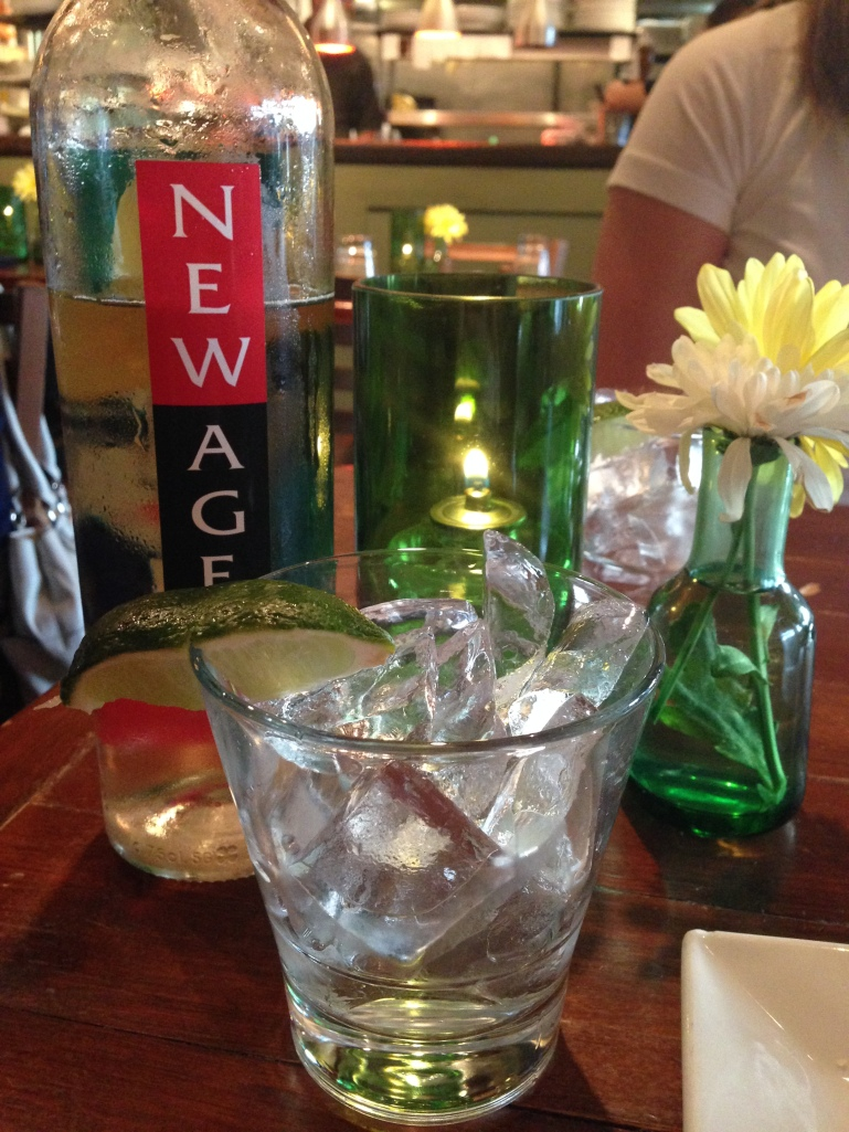 Wahoo Grill New Age White Wine