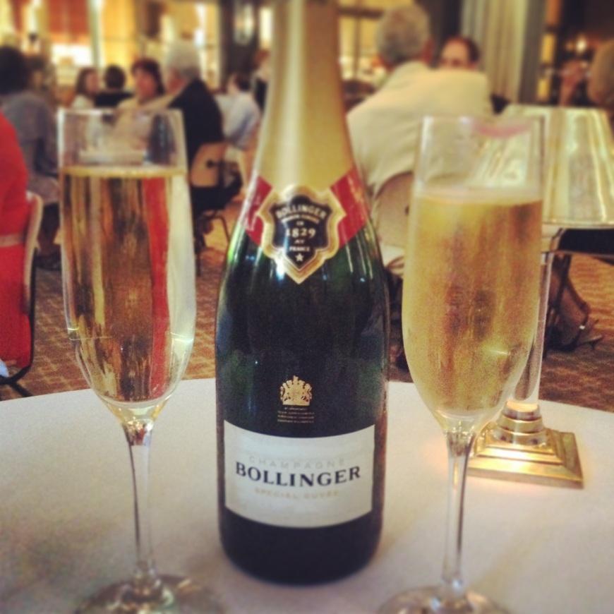 bacchanalia champagne