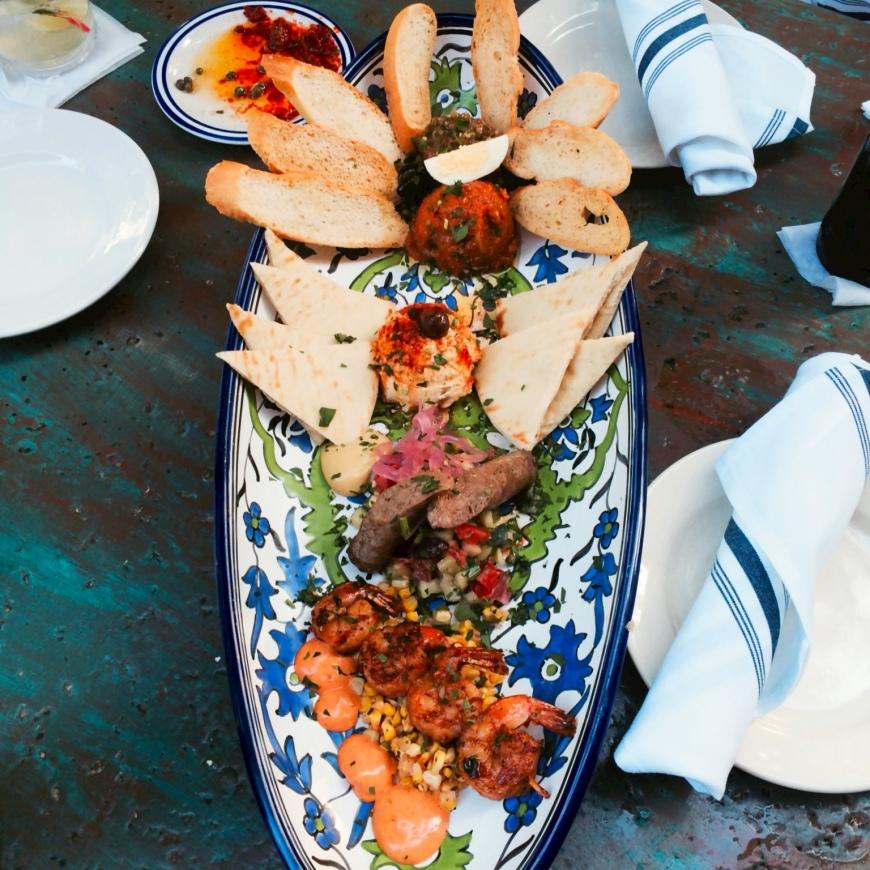 couscous platter