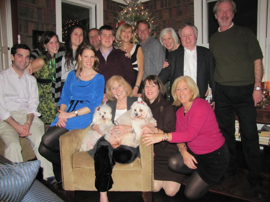 Westfield Christmas Family