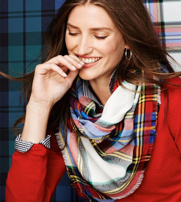 Lands' End Presents the Tartan Collection Fall 2014