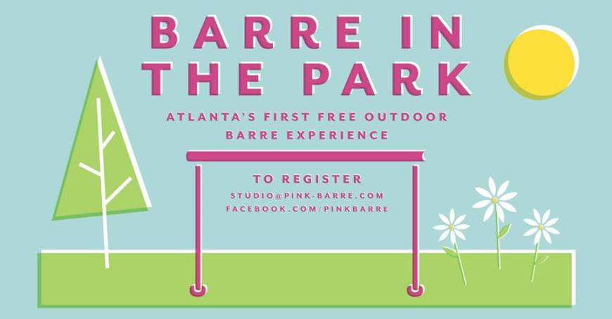 Barre in the Park - November 15