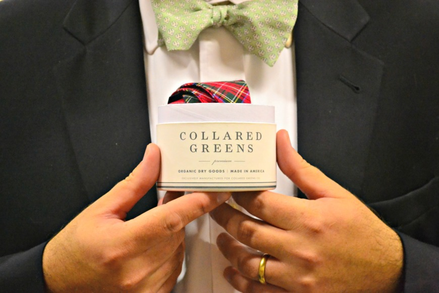 bow tie collard greens