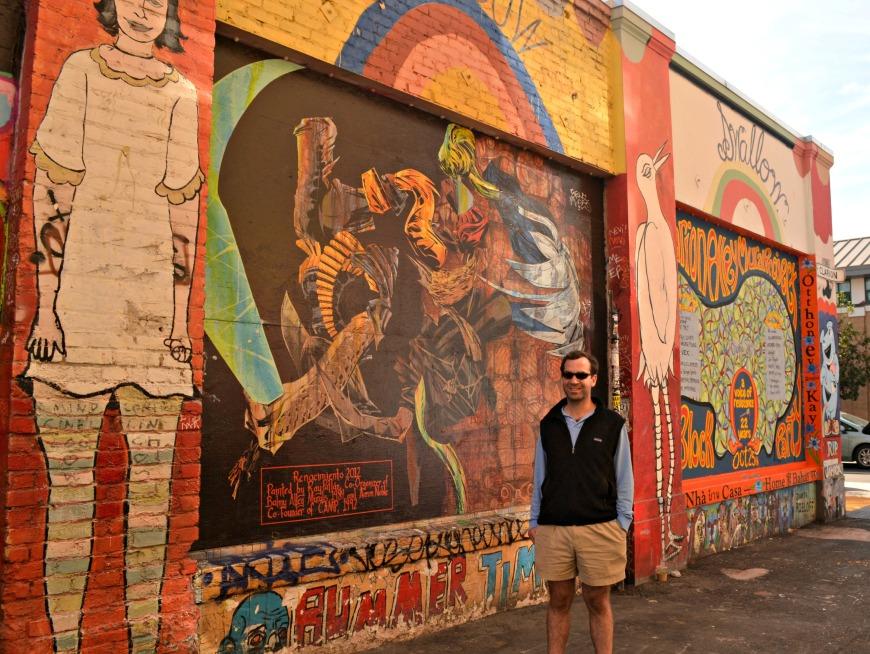 brian street art