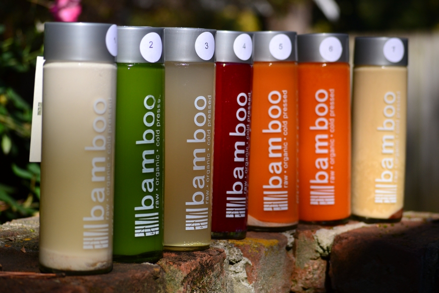bamboo juices