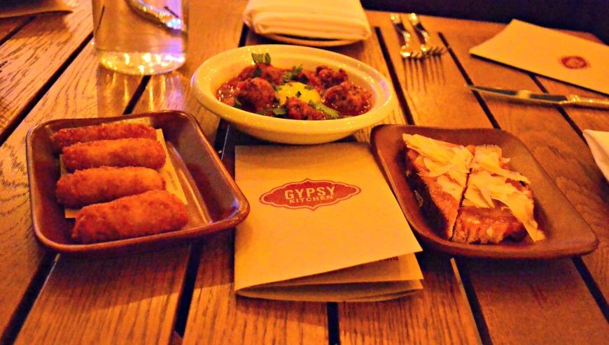 gypsy kitchen tapas