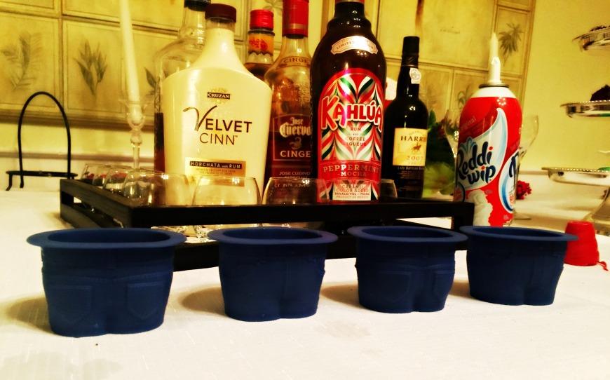 muffintop shots