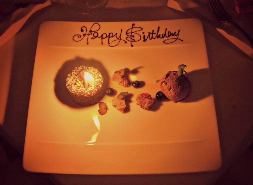 nikolais birthday cake