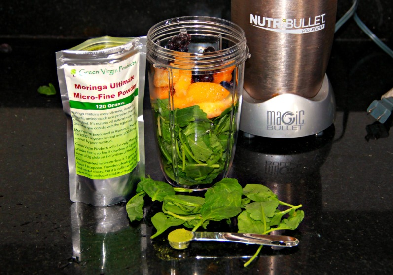NutriB Moringa Green Virgin Products