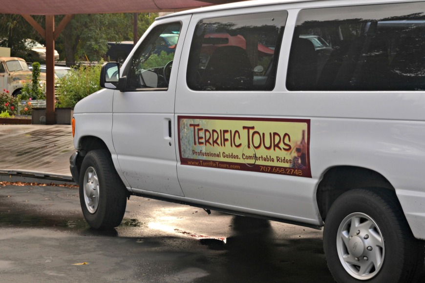 terrific tours bus
