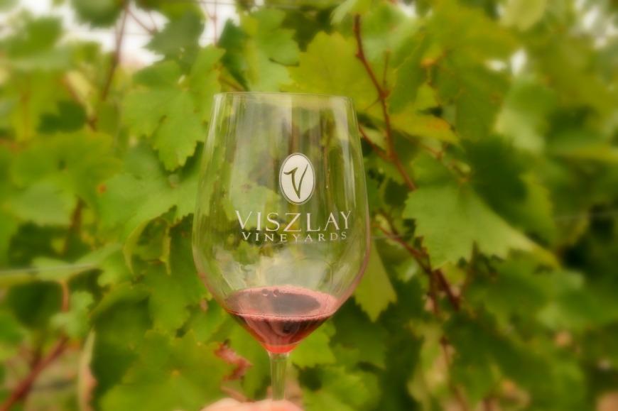 viszlay wine glass