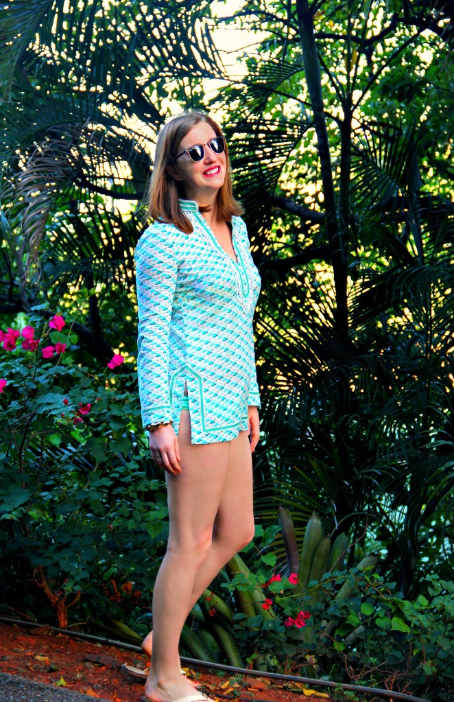 Tunic Swimsuit Cover Up