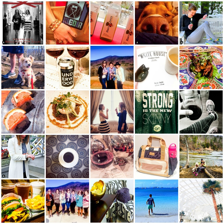instagram collage january 2015