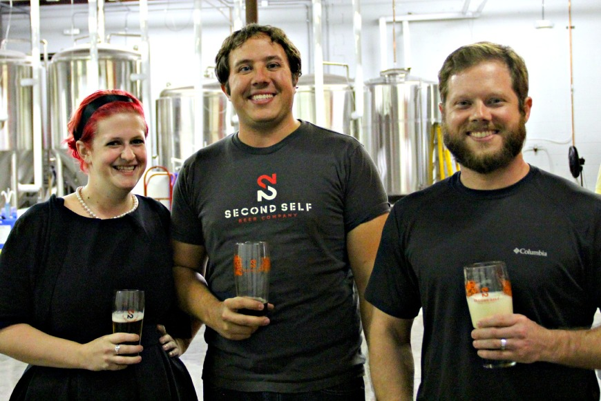 Second Self Brewery Team