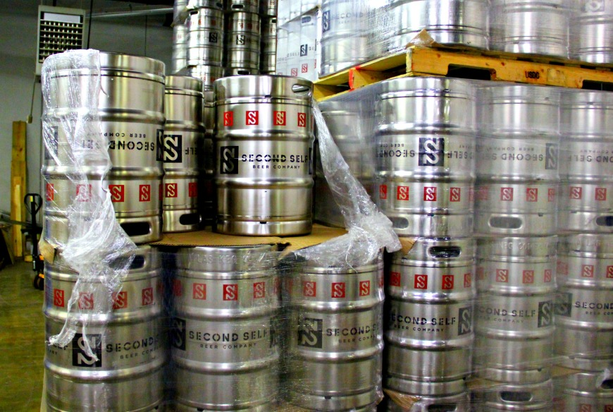 Second Self Kegs Beer